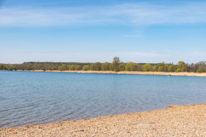 Singliser See Borken Hessen