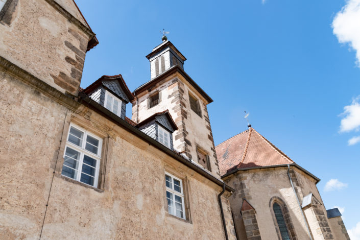 Urlaub Rotenburg an der Fulda Altmorschen Fuldatal Kloster Haydau