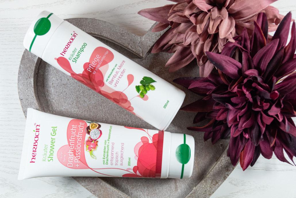 Herbacin Kräuter Duschgel Shampoo